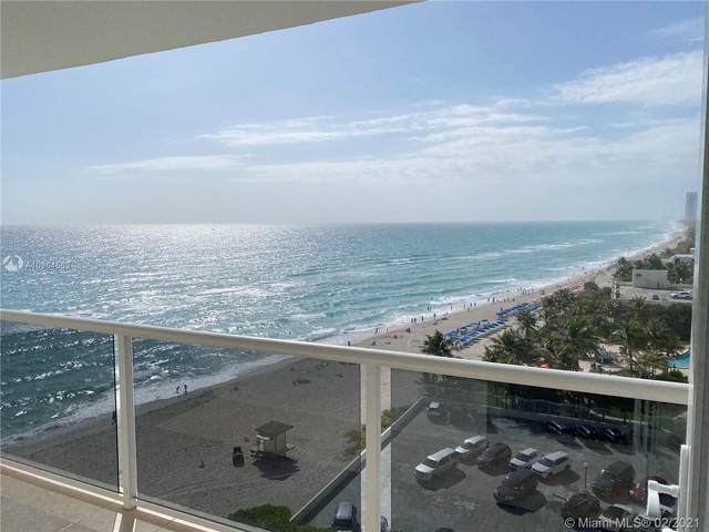 3725 S Ocean Dr #1004, Hollywood, FL 33019 (MLS #A10964583) :: Castelli Real Estate Services