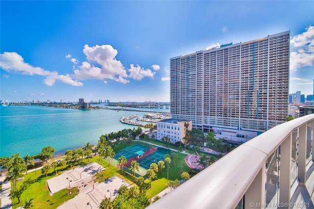 488 NE 18th St #2201, Miami, FL 33132 (MLS #A10966228) :: Albert Garcia Team