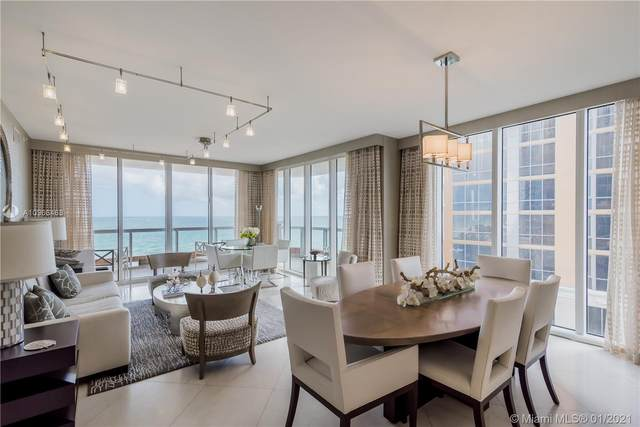17875 Collins Ave #806, Sunny Isles Beach, FL 33160 (MLS #A10966468) :: Green Realty Properties