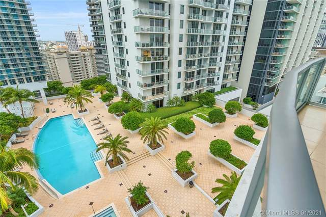 1060 Brickell Ave #1813, Miami, FL 33131 (MLS #A10966522) :: Prestige Realty Group