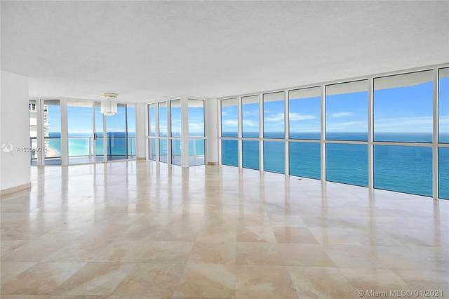 16425 Collins Ave #2716, Sunny Isles Beach, FL 33160 (MLS #A10966997) :: Green Realty Properties