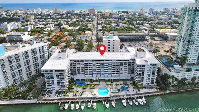 800 West Ave #635, Miami Beach, FL 33139 (MLS #A10967261) :: Jo-Ann Forster Team