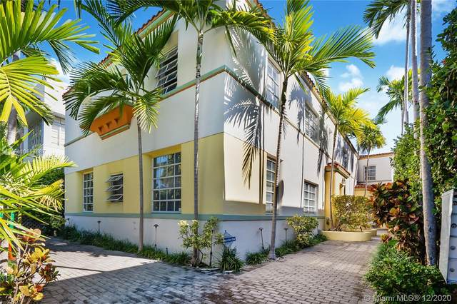 1605 Euclid Ave D1, Miami Beach, FL 33139 (MLS #A10967687) :: Green Realty Properties