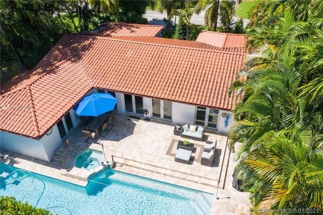 1240 NE 100th St, Miami Shores, FL 33138 (MLS #A10967707) :: The Jack Coden Group