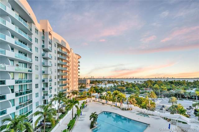 7900 Harbor Island Dr #1015, North Bay Village, FL 33141 (MLS #A10967807) :: The Teri Arbogast Team at Keller Williams Partners SW