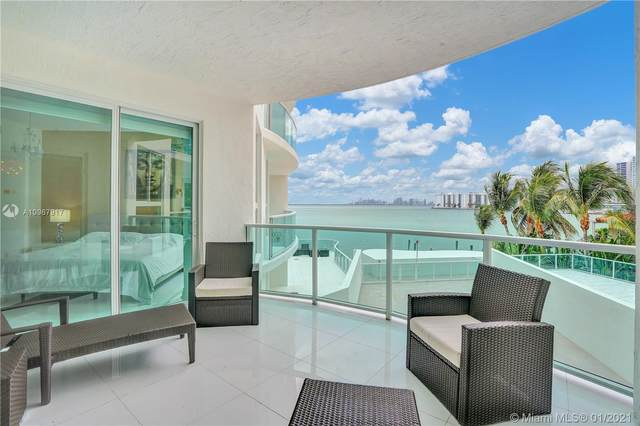 1910 Bay Dr #302, Miami Beach, FL 33141 (MLS #A10967917) :: Podium Realty Group Inc