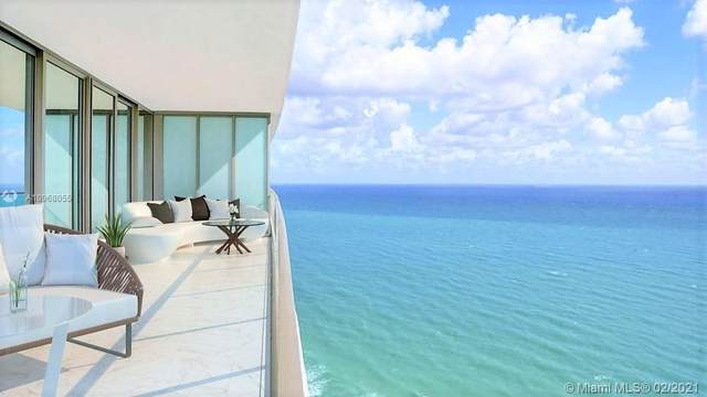 18975 Collins 1903 *Finished, Sunny Isles Beach, FL 33160 (MLS #A10968055) :: The Teri Arbogast Team at Keller Williams Partners SW