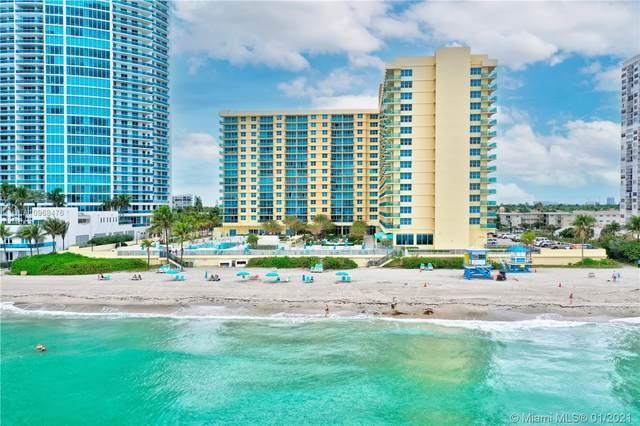 2501 S Ocean Dr #432, Hollywood, FL 33019 (MLS #A10968476) :: Albert Garcia Team