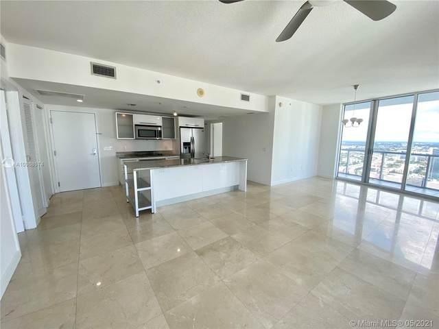 185 SW 7th St #4111, Miami, FL 33130 (MLS #A10968574) :: Berkshire Hathaway HomeServices EWM Realty