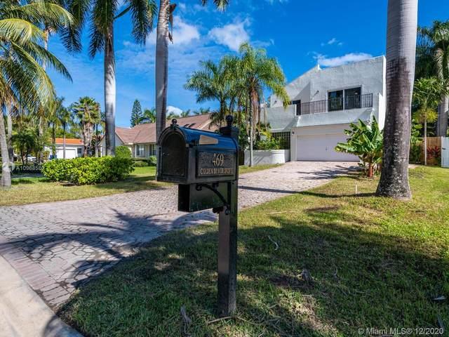 469 Golden Beach Dr, Golden Beach, FL 33160 (MLS #A10968580) :: ONE Sotheby's International Realty