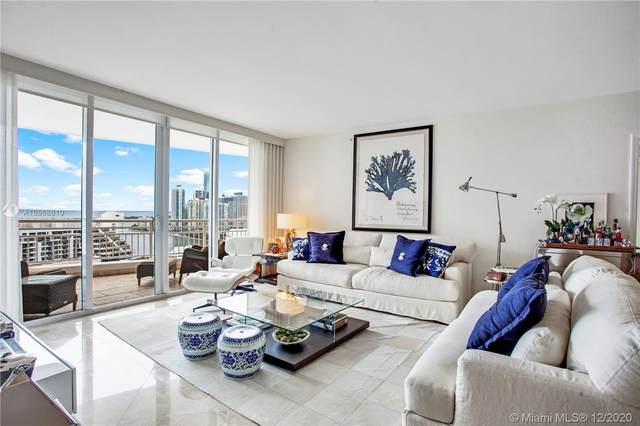 848 Brickell Key Dr #2605, Miami, FL 33131 (MLS #A10968610) :: Search Broward Real Estate Team