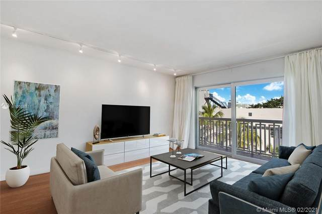 1357 Collins Ave D4, Miami Beach, FL 33139 (MLS #A10968811) :: Jo-Ann Forster Team