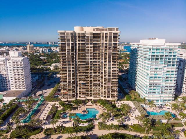 9999 Collins Ave 5A, Bal Harbour, FL 33154 (MLS #A10968822) :: Green Realty Properties