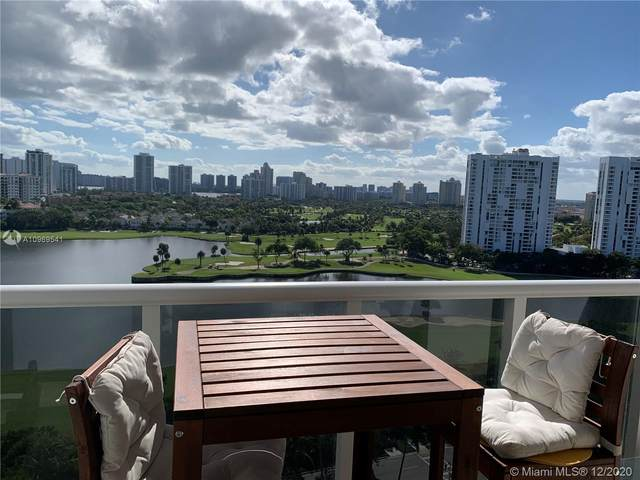 3625 N Country Club Dr #1805, Aventura, FL 33180 (MLS #A10969541) :: Prestige Realty Group