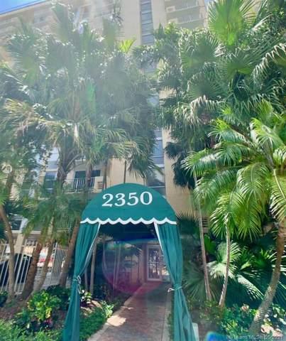2350 NE 135th St #1201, North Miami, FL 33181 (MLS #A10969854) :: The Howland Group
