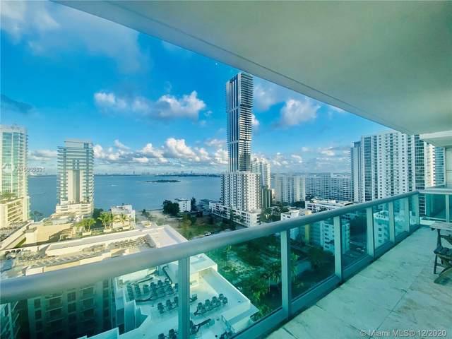 333 NE 24th St #1709, Miami, FL 33137 (MLS #A10969891) :: Albert Garcia Team