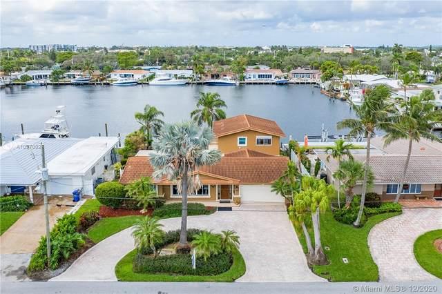 2771 NE 9th St, Pompano Beach, FL 33062 (MLS #A10970028) :: Berkshire Hathaway HomeServices EWM Realty