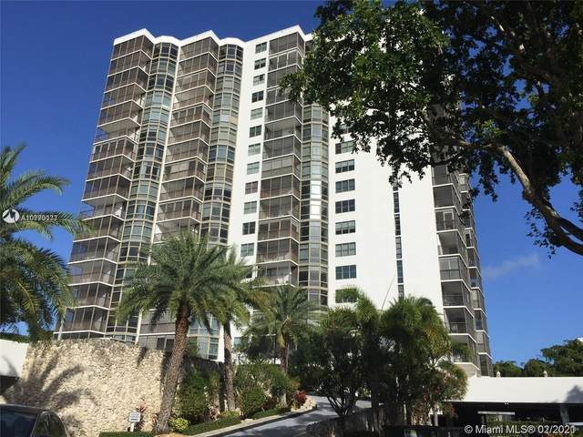 3375 N Country Club Dr #207, Aventura, FL 33180 (MLS #A10970037) :: KBiscayne Realty