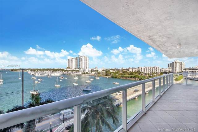 10 Venetian Way #604, Miami Beach, FL 33139 (MLS #A10970051) :: KBiscayne Realty