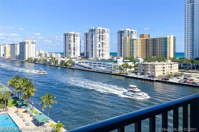 800 Parkview Dr #921, Hallandale Beach, FL 33009 (MLS #A10970268) :: Patty Accorto Team