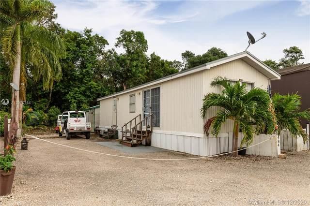 325 Calusa St Lot 484, Key Largo, FL 33037 (MLS #A10970354) :: The Teri Arbogast Team at Keller Williams Partners SW