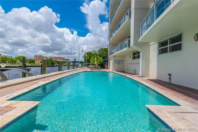 1090 NW N River Dr #403, Miami, FL 33136 (MLS #A10970382) :: Green Realty Properties