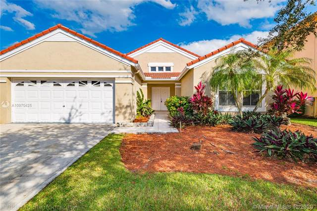611 Cascade Falls Dr, Weston, FL 33327 (MLS #A10970425) :: Patty Accorto Team