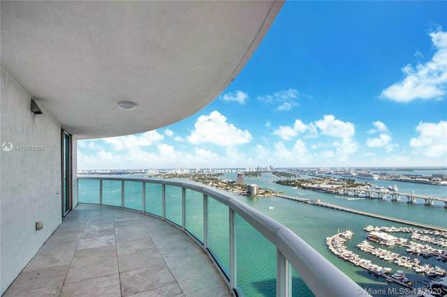 1800 N Bayshore Dr #4001, Miami, FL 33132 (MLS #A10970501) :: Team Citron