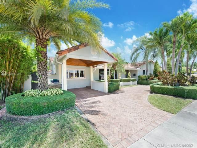 8615 SW 47th Ter, Miami, FL 33155 (MLS #A10971198) :: Prestige Realty Group