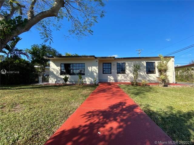 10031 SW 43rd St, Miami, FL 33165 (MLS #A10971418) :: GK Realty Group LLC