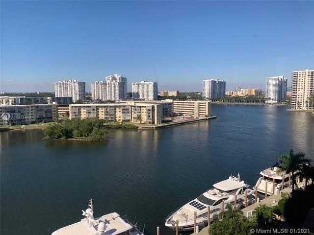 1000 W Island Blvd #1009, Aventura, FL 33160 (MLS #A10971432) :: Patty Accorto Team