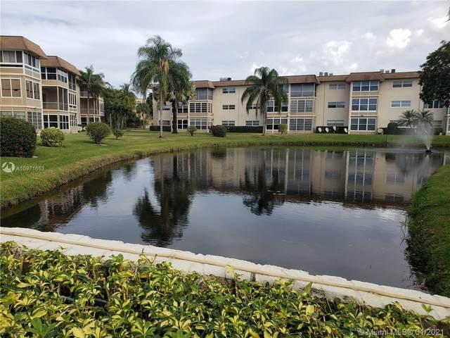 4700 NW 35th St #602, Lauderdale Lakes, FL 33319 (MLS #A10971653) :: Douglas Elliman