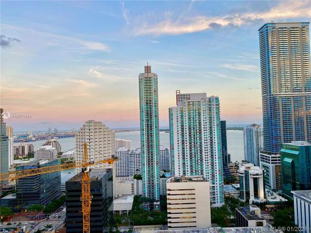 45 SW 9th St #3202, Miami, FL 33130 (MLS #A10971934) :: Podium Realty Group Inc