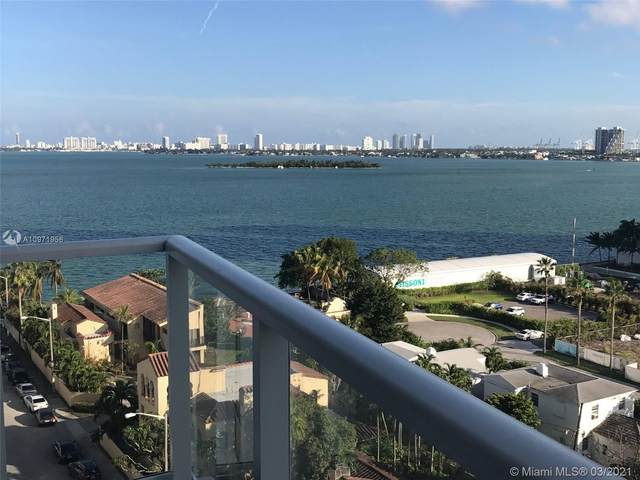 601 NE 27th Street #904, Miami, FL 33137 (MLS #A10971956) :: The Rose Harris Group