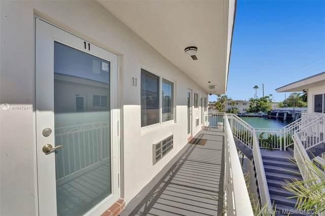 8509 Crespi Blvd #11, Miami Beach, FL 33141 (MLS #A10972417) :: Green Realty Properties
