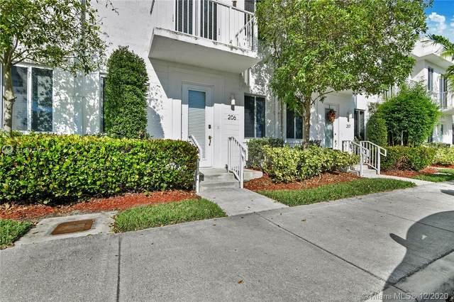 2621 NE 212th Ter #206, Miami, FL 33180 (MLS #A10972767) :: Green Realty Properties