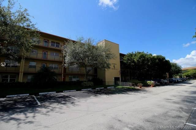 13250 SW 7th Ct 207L, Pembroke Pines, FL 33027 (MLS #A10972965) :: Carole Smith Real Estate Team