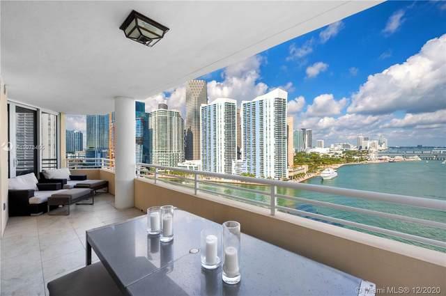 848 Brickell Key Dr #1906, Miami, FL 33131 (MLS #A10973455) :: Douglas Elliman