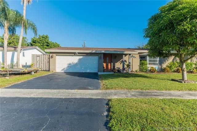 7181 NW 21st St, Sunrise, FL 33313 (MLS #A10973817) :: Carole Smith Real Estate Team