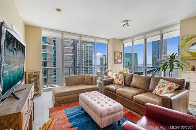 1111 SW 1st Ave Lph3819-, Miami, FL 33130 (MLS #A10973912) :: The Riley Smith Group