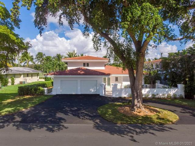 1201 Campo Sano Ave, Coral Gables, FL 33146 (MLS #A10974028) :: The Riley Smith Group