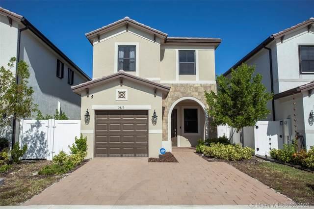 3417 W 110th St, Hialeah, FL 33018 (MLS #A10974079) :: The Riley Smith Group