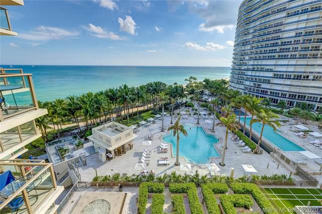 9703 Collins Ave #706, Bal Harbour, FL 33154 (MLS #A10974081) :: Patty Accorto Team