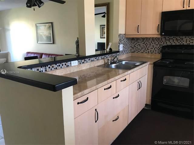 219 NE 14th Ave #305, Hallandale Beach, FL 33009 (MLS #A10974104) :: Castelli Real Estate Services