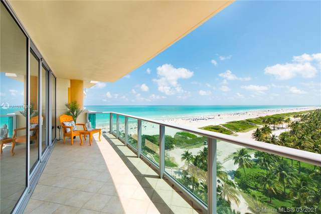 1455 Ocean Dr #1103, Miami Beach, FL 33139 (MLS #A10974260) :: The Riley Smith Group