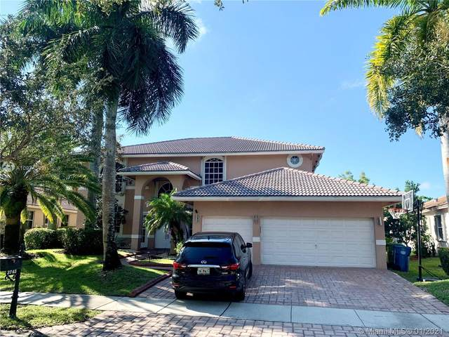 3743 Oak Ridge Cir, Weston, FL 33331 (MLS #A10974599) :: THE BANNON GROUP at RE/MAX CONSULTANTS REALTY I
