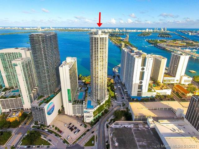 1750 N Bayshore Dr #2407, Miami, FL 33132 (MLS #A10974712) :: Search Broward Real Estate Team