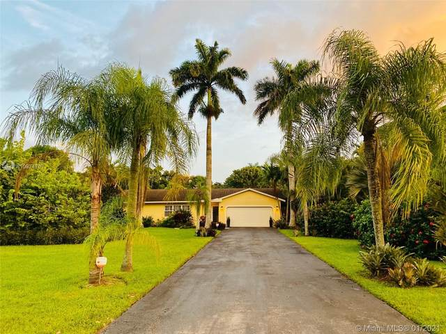 14530 SW 20th St, Davie, FL 33325 (MLS #A10974767) :: THE BANNON GROUP at RE/MAX CONSULTANTS REALTY I