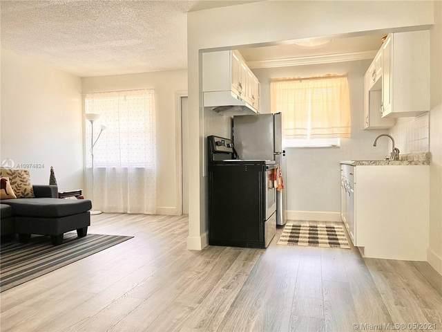 2145 Pierce St #106, Hollywood, FL 33020 (#A10974824) :: Posh Properties