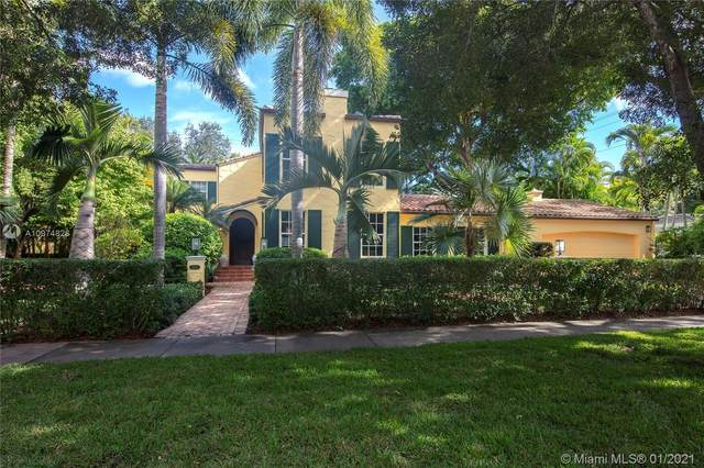 6925 Camarin St, Coral Gables, FL 33146 (MLS #A10974828) :: Carole Smith Real Estate Team